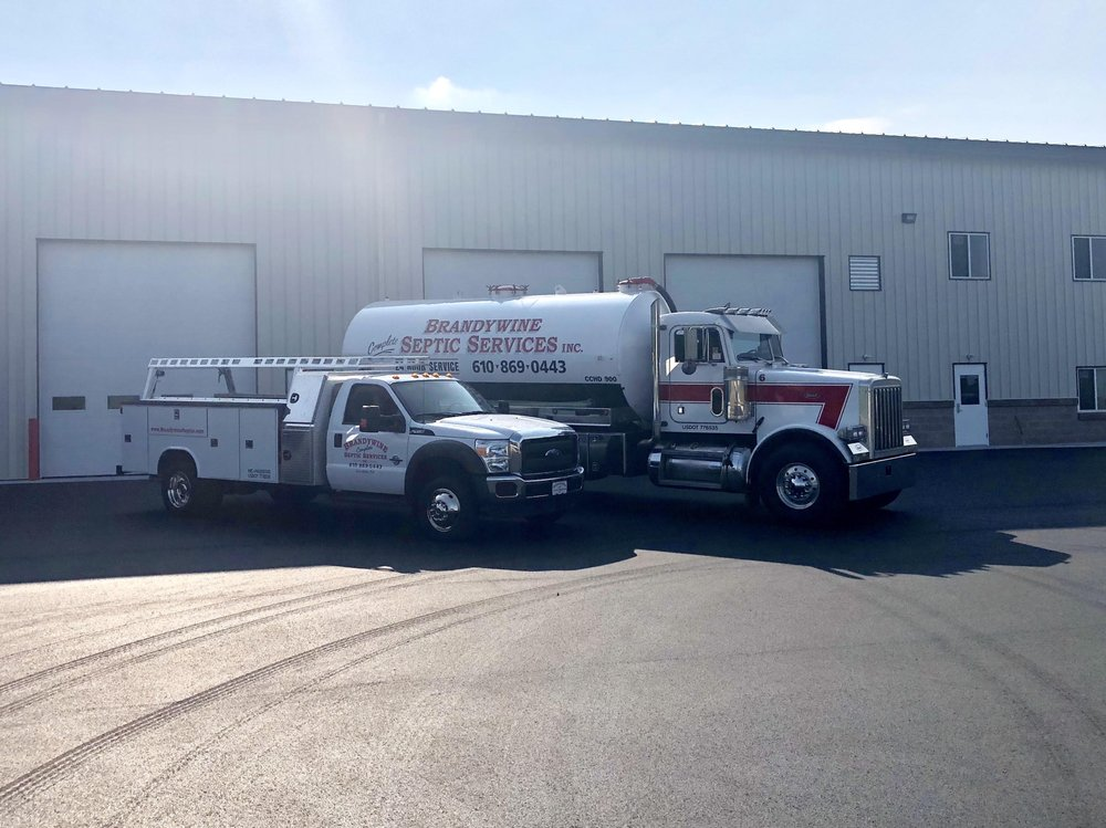 Brandywine Septic Services Inc: 816 Penns Grove Rd, Lincoln University, PA