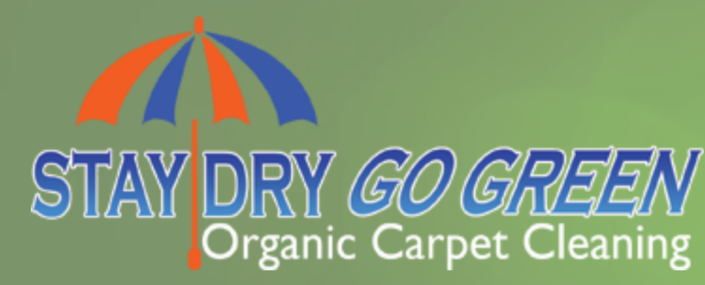 Stay Dry Go Green Organic Carpet Cleaning