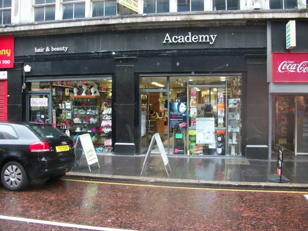 Hair Traffic Academy Hairdressers 29 31 Castle St Belfast