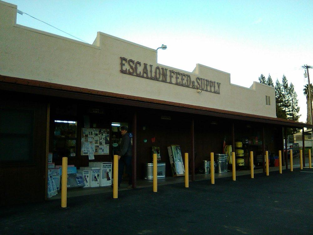 Escalon Feed and Supply: 17407 Escalon Bellota Rd, Escalon, CA