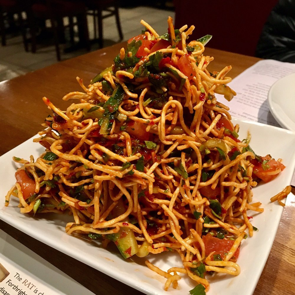 Chinese Bhel Vegan - Yelp