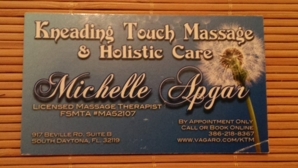 Photo of Kneading Touch Massage & Holistic Care: South Daytona, FL