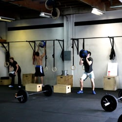 2e0fffe168e Corey s Gym North Bay CrossFit - Interval Training Gyms - 35 Mark Dr ...