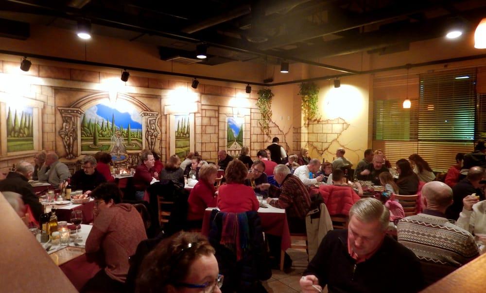Toscana Restaurant Arlington Heights Il