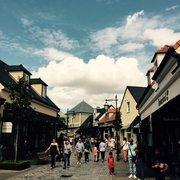 Photo de La Vallée Village - Serris, Seine-et-Marne, France. Lovely shopping experience