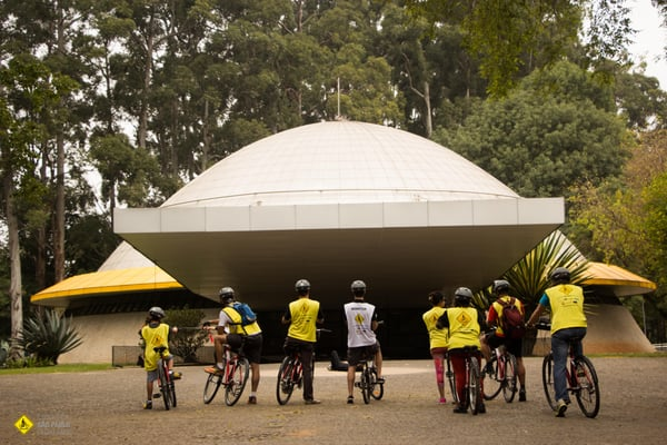 l - Bike tour gratuito em São Paulo