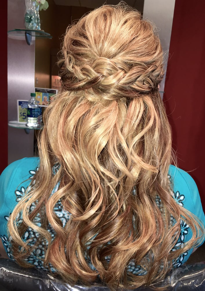Hair Extensions Socap USA and Wedding Parties By Brandi