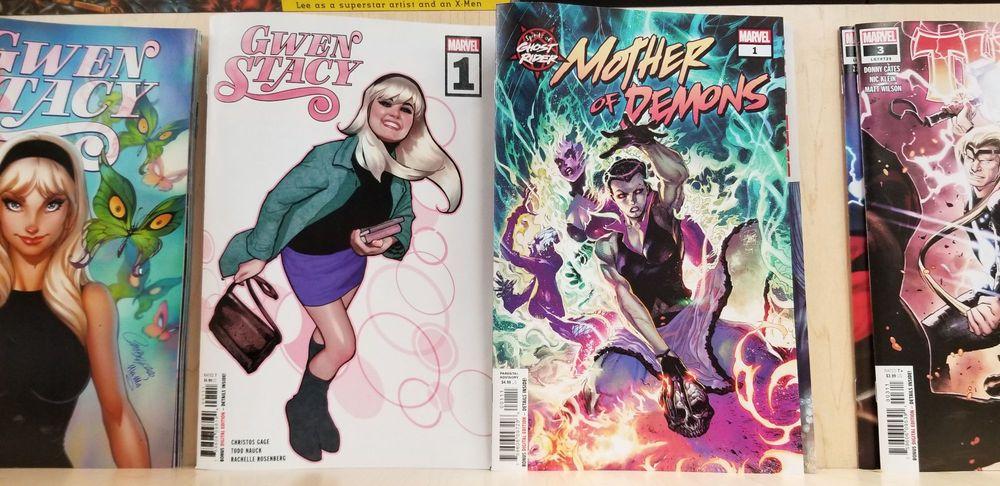 Galaxy Comics: 6823 5th Ave, Brooklyn, NY