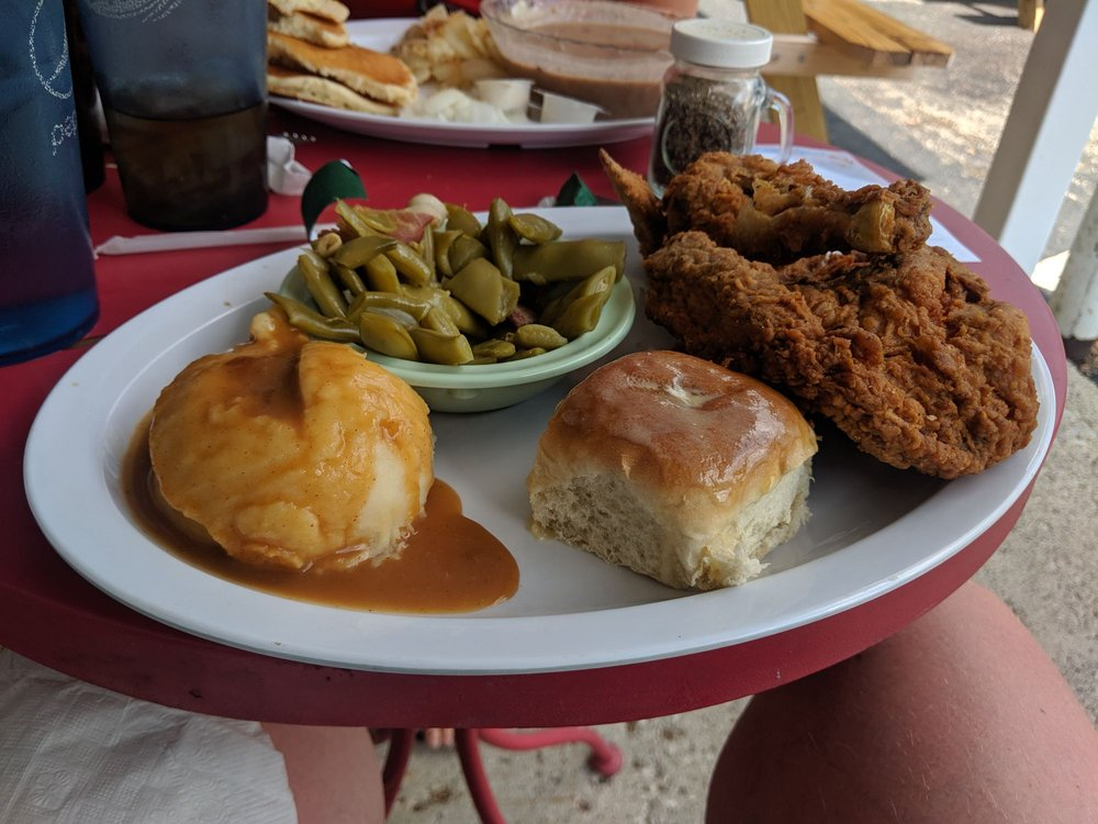 Food from Cottage Cafe of Nicholasville