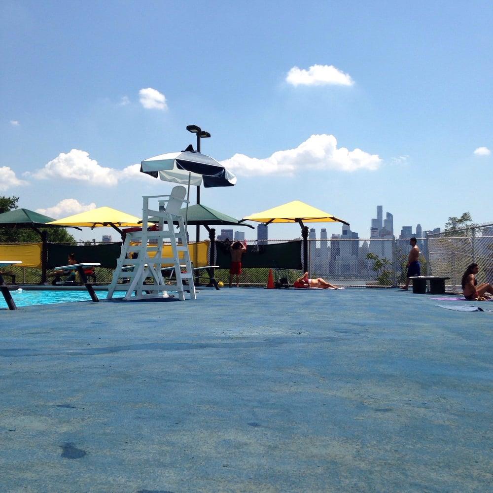 West New York Swim Club: 6600 Anthony M Defino Way, West New York, NJ
