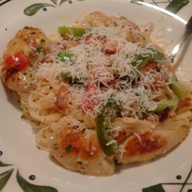 photo of olive garden italian restaurant las vegas nv united states chicken - Olive Garden Chicken Scampi