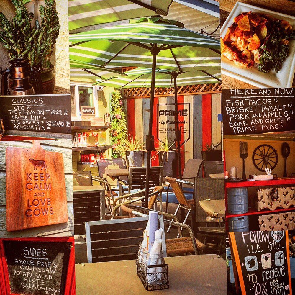 Shenandoah Restaurant Long Beach Ca