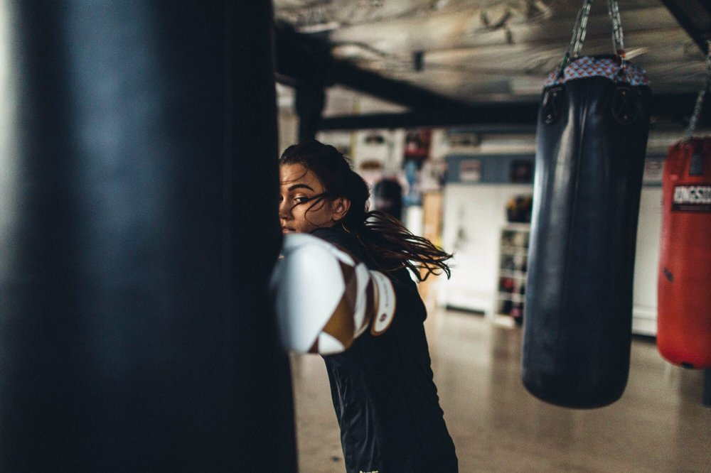 McConnell's Boxing Academy: 707 NE Broadway, Portland, OR