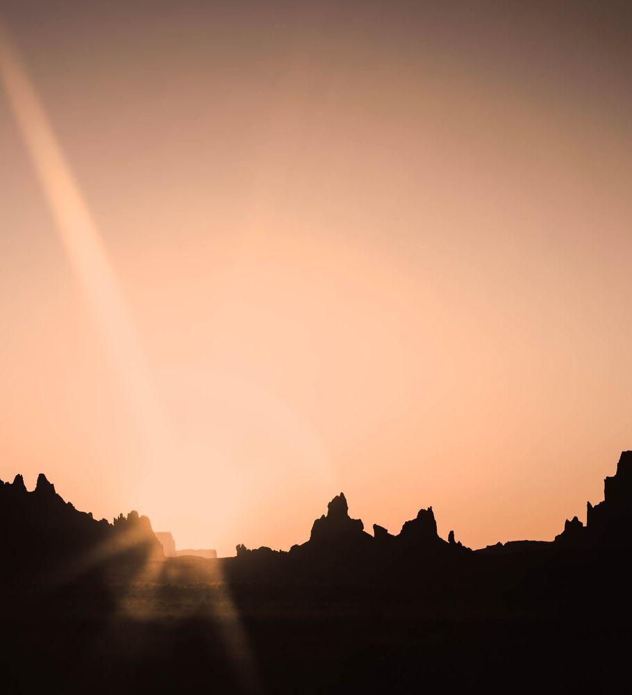 Monument Valley: U S 163 Scenic, Oljato-Monument Valley, UT