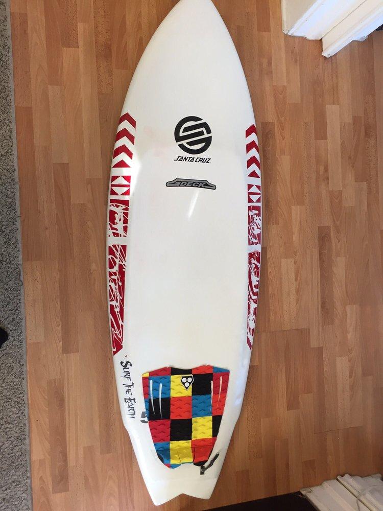 Alex Martins Surfboard Repair: 3653 Lawton St, San Francisco, CA