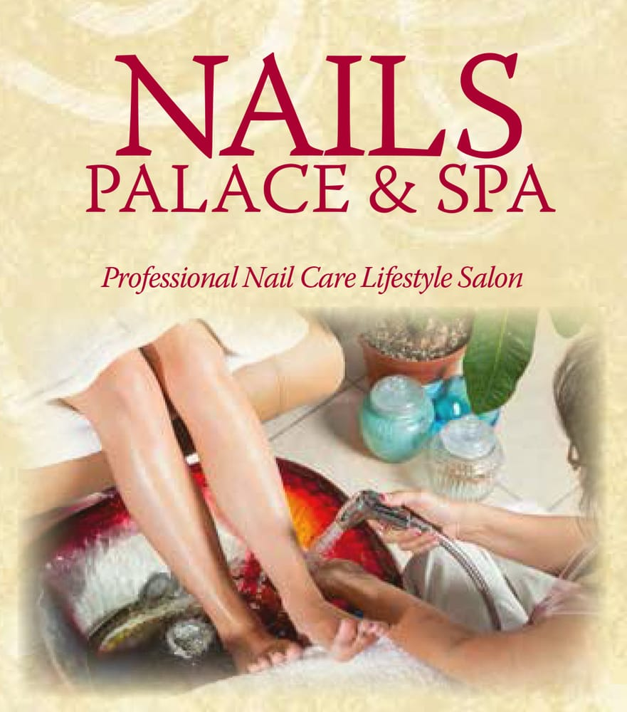 Nails Palace Spa Winston Salem Nc