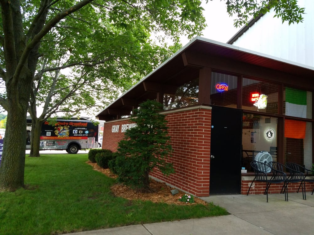 Gray's Brewing Company: 2424 W Court St, Janesville, WI