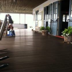 Photo Of Hull Yacht Club Ma United States The Deck And