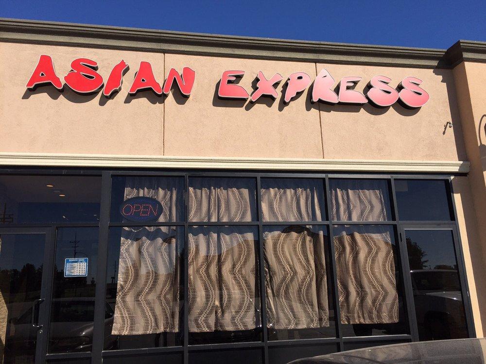 Asian Express: 30 Tucker Rd, Liberal, KS
