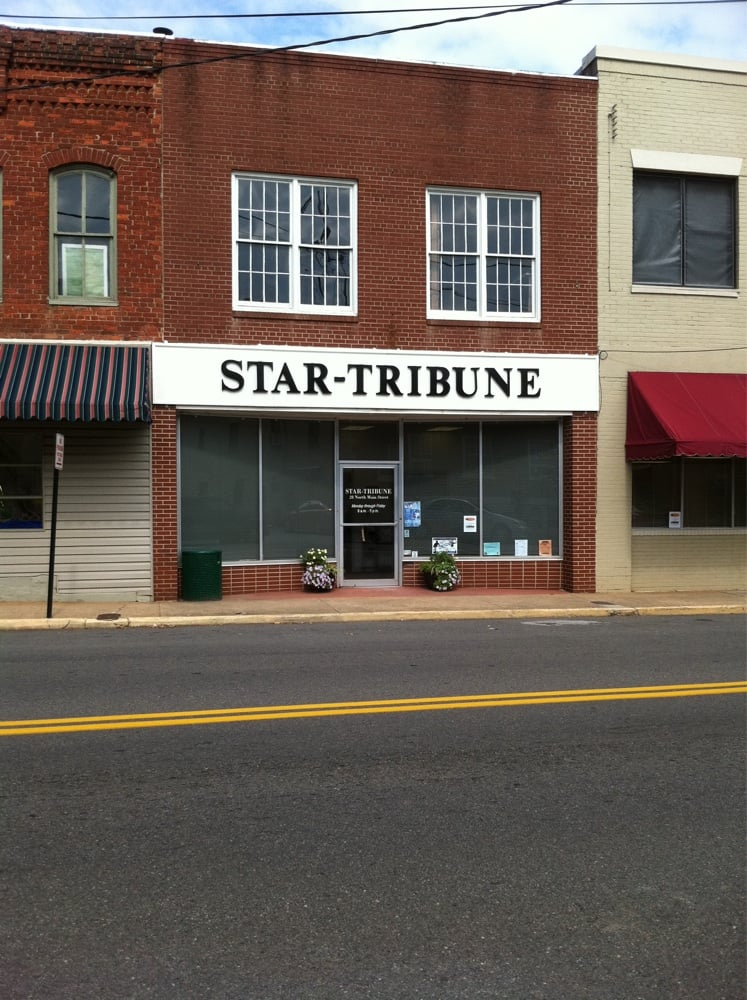 Star Tribune: 30 S Main St, Chatham, VA