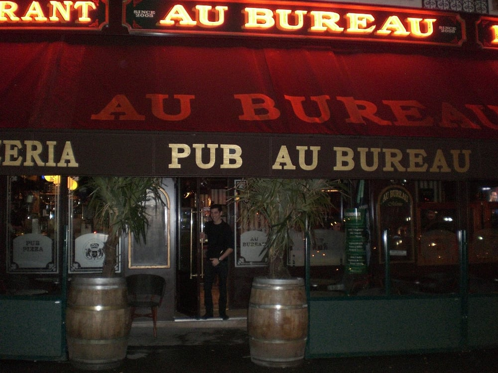 Au bureau closed 16 photos brasseries 12 place robert