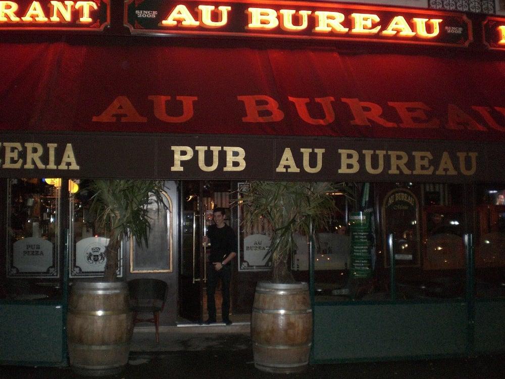 Au bureau closed 16 photos brasserie 12 place for O bureau restaurant