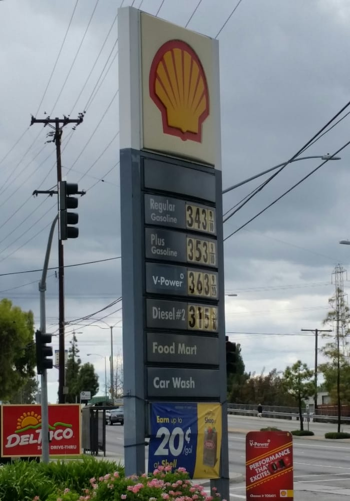 Shell Gas Station Prices Near Me >> Alondra Shell - Car Wash - Norwalk, CA - Yelp