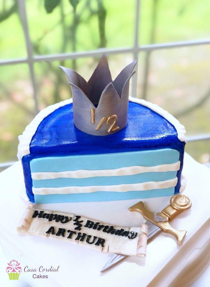 Half Birthday Cake Yelp