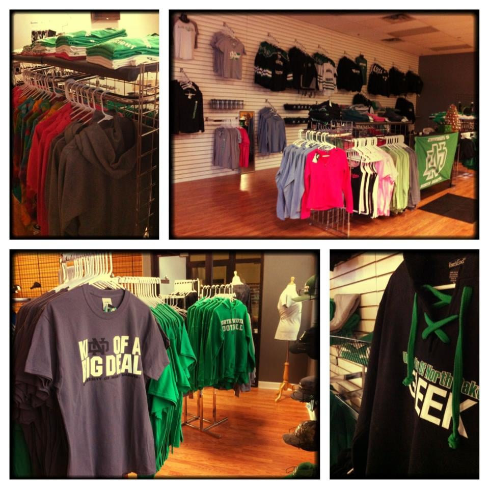 GW Gear: 1375 S Columbia Rd, Grand Forks, ND
