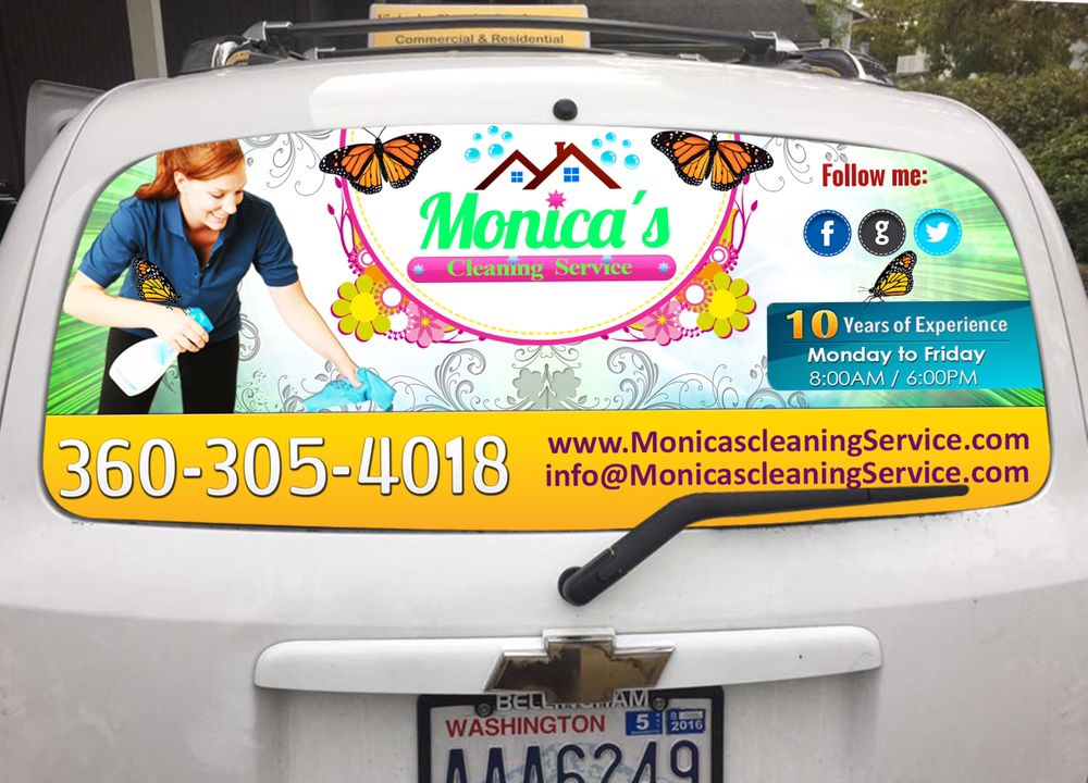 Monica's Cleaning Service: 1221 Fraser St, Bellingham, WA