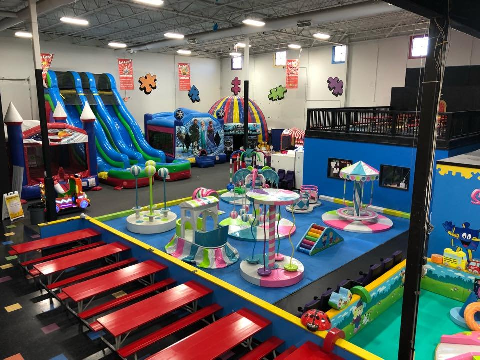 Huge facility with plenty of indoor playgrounds to give your child ...