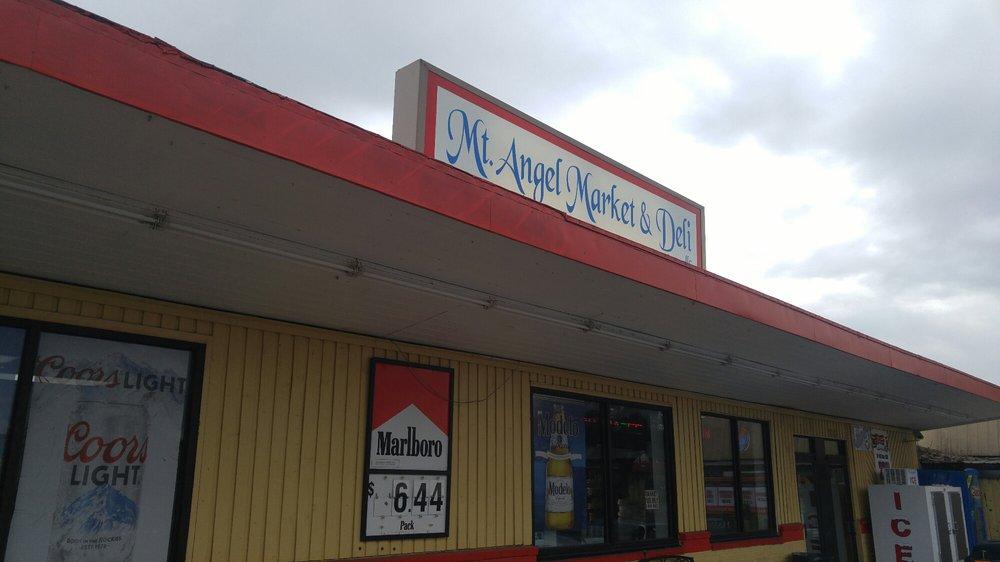 Mt Angel Market & Deli: 395 N Main St, Mount Angel, OR