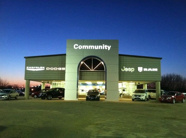 community motors of mason city auto parts supplies