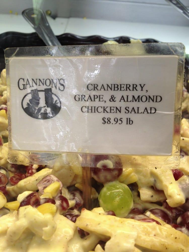 Gannon's Gourmet Shop: 1825 W Chew St, Allentown, PA