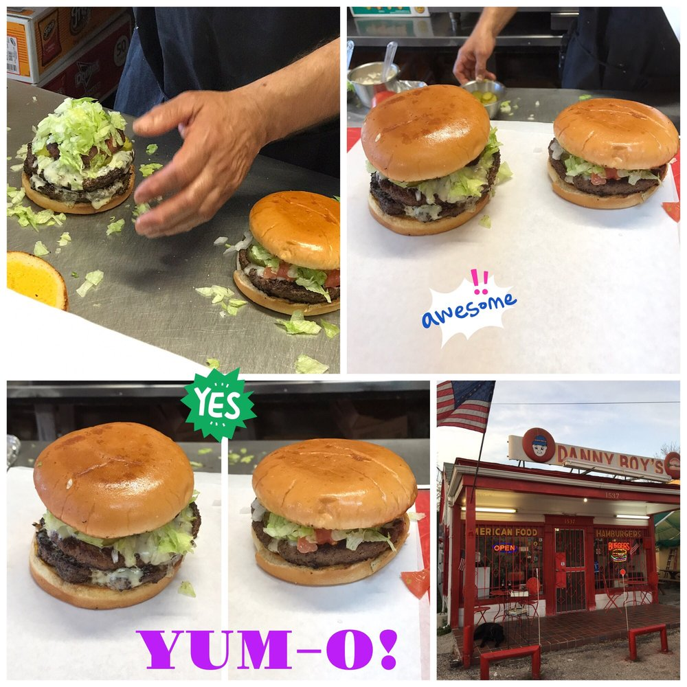 Danny Boy's Hamburgers