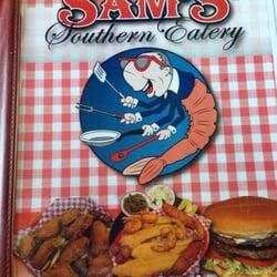 Photo Of Sam S Southern Eatery Jonesboro Ar United States The Menu