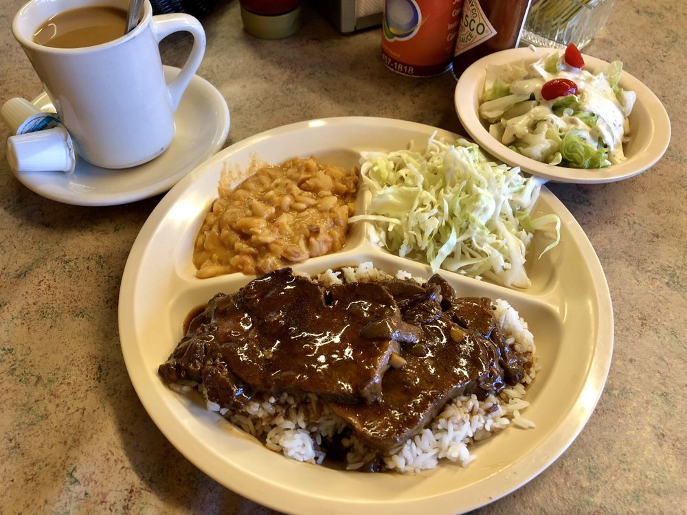 Ruby's Cafe: 221 West Walnut Ave, Eunice, LA