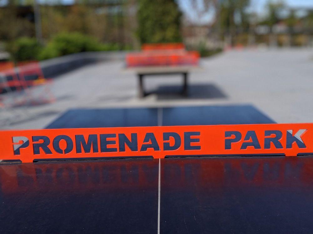 Promenade Park: 202 W Superior St, Fort Wayne, IN