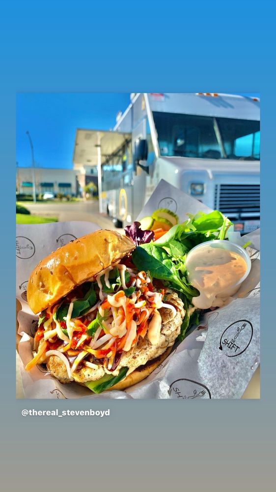 The Shift Food Truck: 205 E Clark Ave, Orcutt, CA