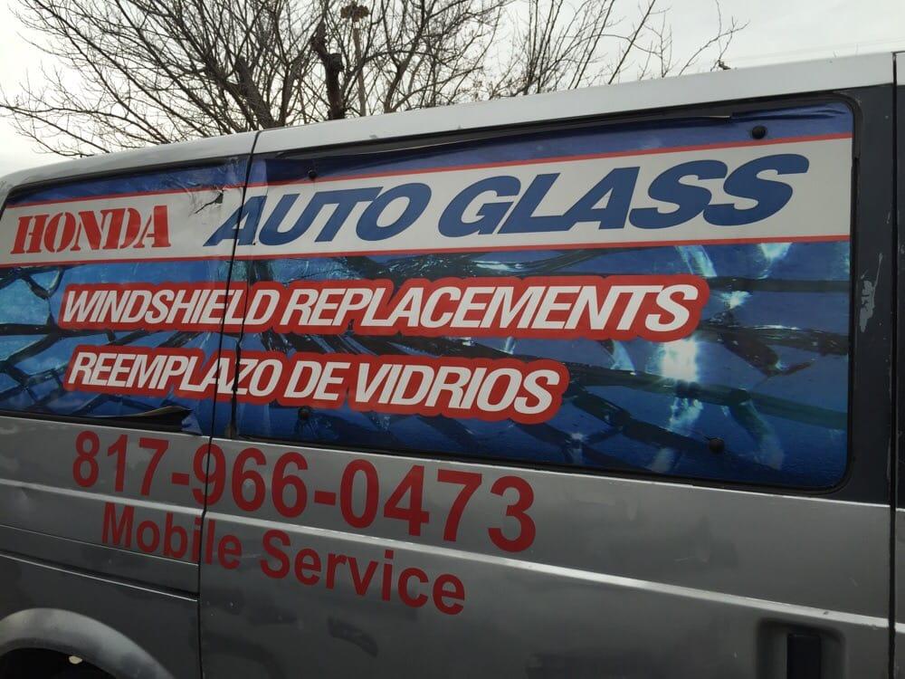Honda Auto Glass