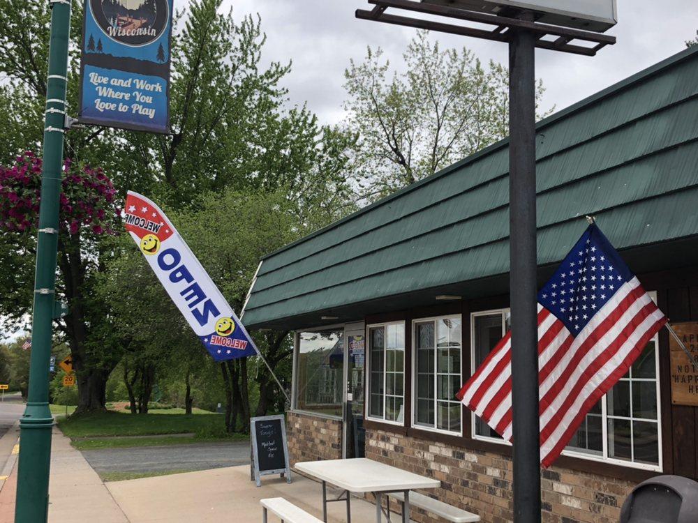 Balsam Lake Cafe: 405 Main St, Balsam Lake, WI