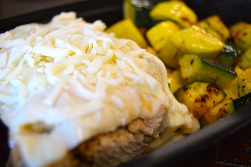 Chicken Zucchini Lasagna Meal Prep Item Yelp