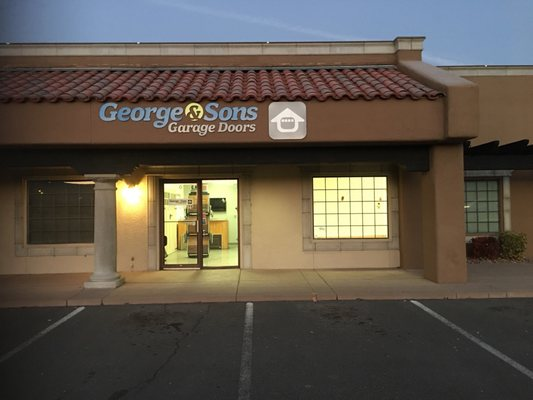 George & Sons Garage Doors