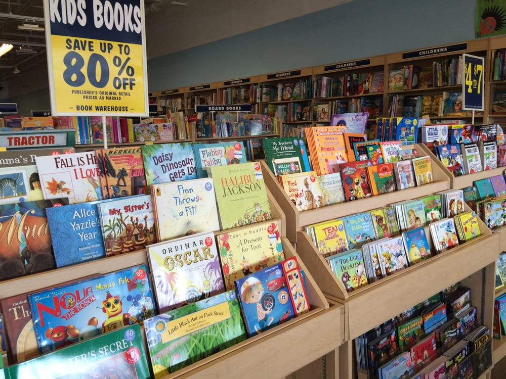 Bookwarehouse: 12240 S Beyer Rd, Birch Run, MI