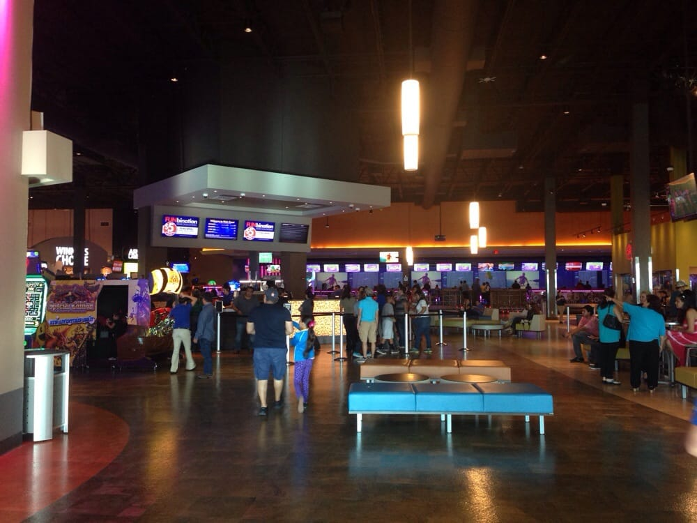Main Event Is A Big Place Bowling Arcade Laser Tag