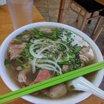 My Huong Kitchen Menu