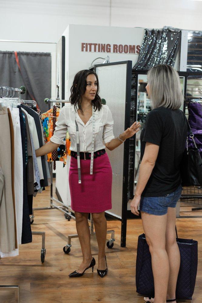 Loren North, clothing stylist & personal shopper: Phoenix, AZ