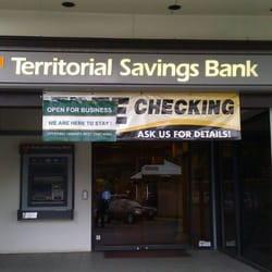 Territorial Savings Bank - Banks & Credit Unions - 1613 Nuuanu Ave ...