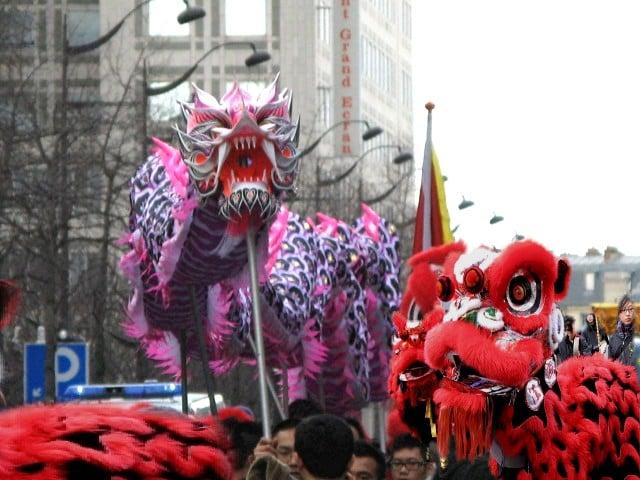 la fête du nouvel an chinois