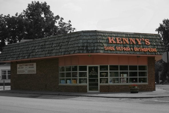 Kenny's Shoe Repair & Orthopedic: 2100 Main St, Lafayette, IN
